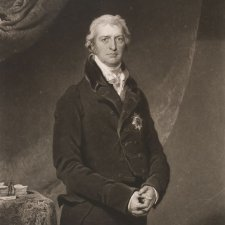 Robert Banks Jenkinson, 2nd Earl of Liverpool, 1827 Charles Turner after Sir Thomas Lawrence