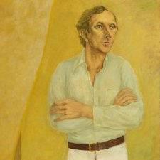Portrait of Kenneth Rowell, 1967 David Strachan