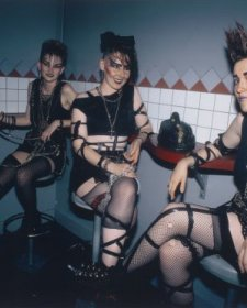 Kinky Night. Impressions Club, 1987