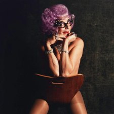 Dame Edna Everage, 1982 by Lewis Morley