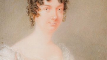 Isabella Louisa Parry, c. 1826 an unknown artist