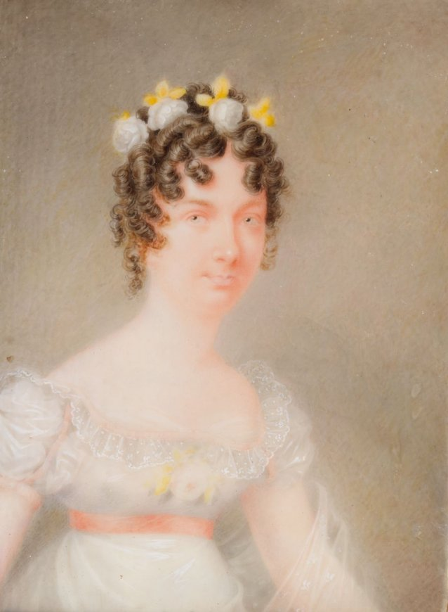 Isabella Louisa Parry