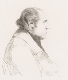 Alexander Dalrymple, 1809 by George Dance, William Daniell