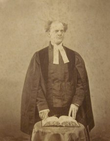 Rev. Andrew Mitchell Ramsay, 1865 an unknown artist