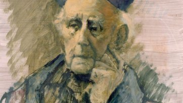Study of Archbishop Daniel Mannix, 1962 Clifton Pugh