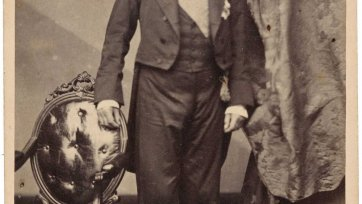 Sir John Young, c. 1862 Freeman Brothers