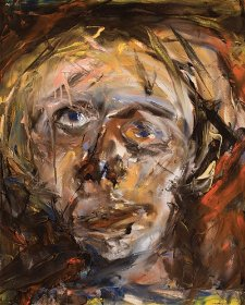 Self portrait, 1970