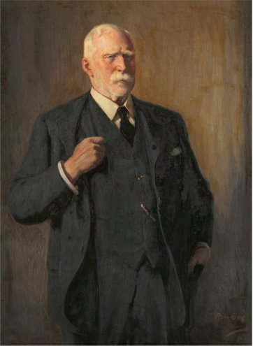 James Robert Millar Robertson, 1926 by W.A. Bowring