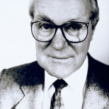 Sir John Cornforth, 1993 (printed 2003) by Nick Sinclair
