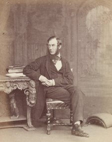 Joseph Dalton Hooker, c. 1880s an unknown artist