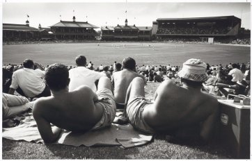 Sydney Cricket Ground from The Hill 1963