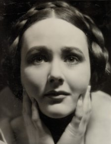 Margot Rhys, 1935 by Athol Shmith