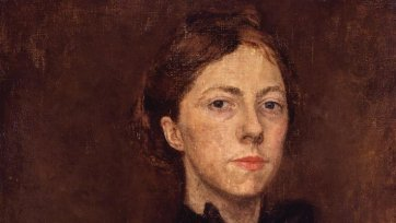 Self portrait, c.1900