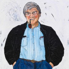 Fred Hollows, 1993 by Kerrie Lester