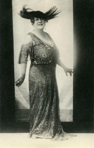 Florrie Forde, c.1915 by Unknown