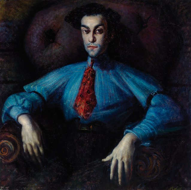 The Cypriot, 1940 by William Dobell