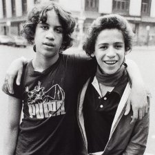 Koko & Kiko (42nd Street Series), 1980 by Larry Clark