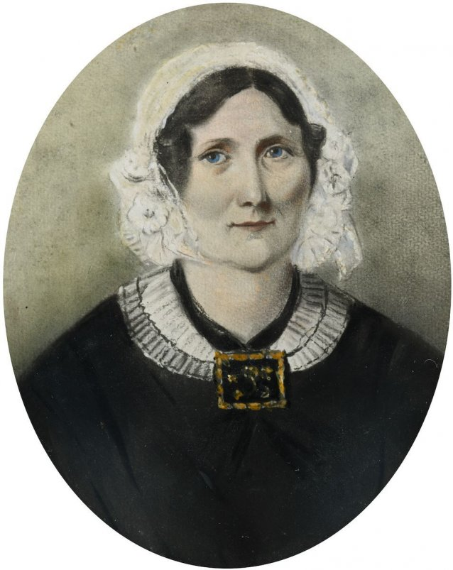 Mary Hassall (née Rouse)