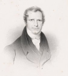 Gamaliel Butler, c. 1824 an unknown artist