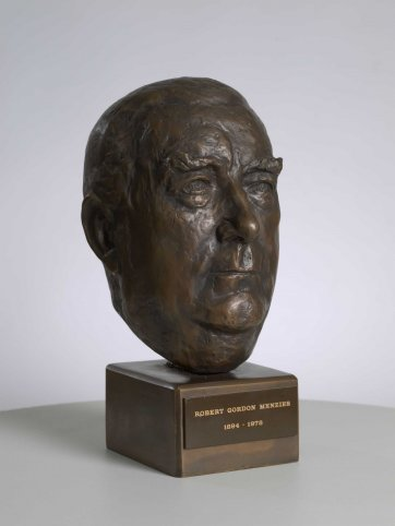 Rt Hon. Sir Robert Menzies, c. 1962 Victor Greenhalgh