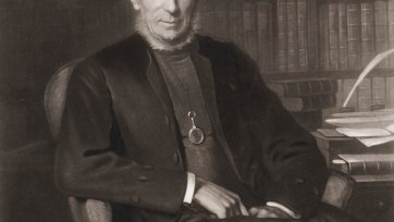 The Right Reverend Lord Bishop of Melbourne (Dr. Charles Perry), 1876 by Thomas Atkinson, Henry Weigall Jnr, Samuel Mullen