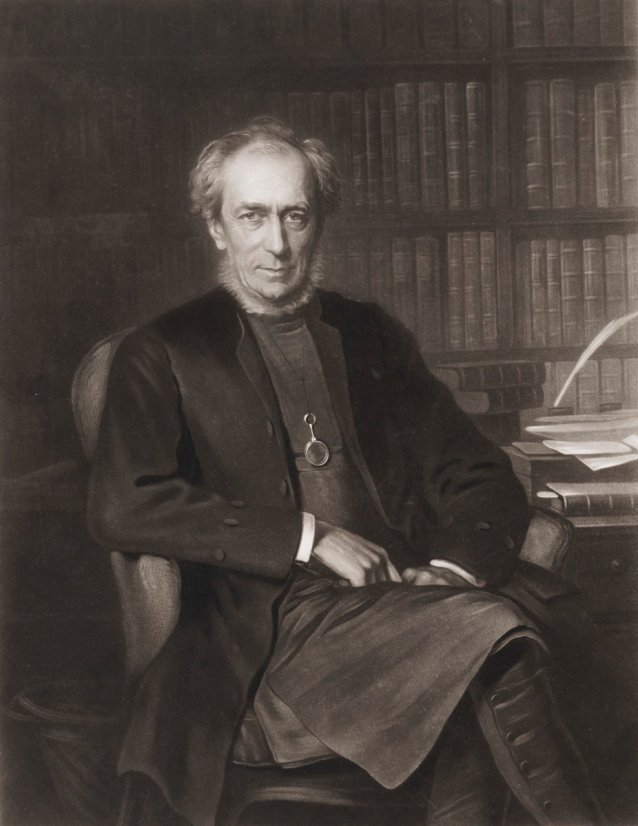 The Right Reverend Lord Bishop of Melbourne (Dr. Charles Perry)