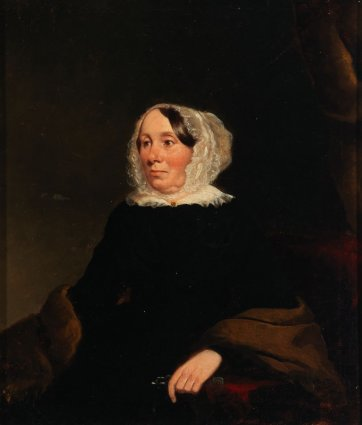 Mary Ware, c.1854 by Robert Dowling