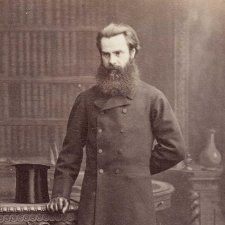 Thomas Woolner, c. 1865 an unknown artist