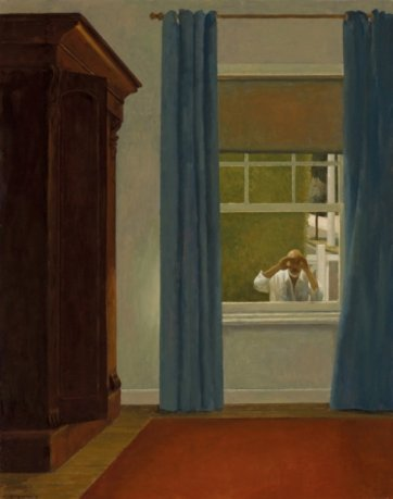The window, 2011 by Rick Amor