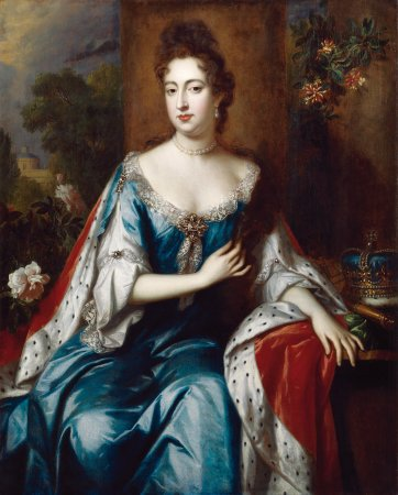 Queen Mary II, c.1692-94