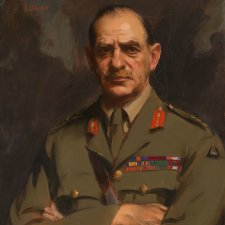 John Monash, 1919 by James Quinn
