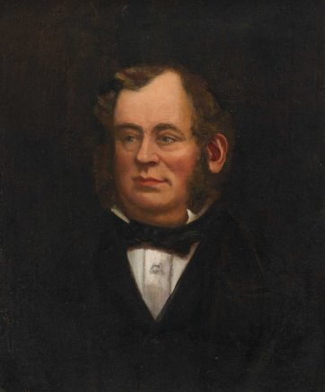 Edward Henty, undated (late 19tth century) by an unknown artist