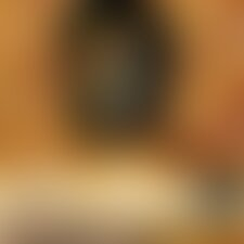 Eddie Mabo (after Mike Kelley's 'Booth's Puddle' 1985, from Plato's Cave, Rothko's Chapel, Lincoln's profile) No.3, 1996 Gordon Bennett
