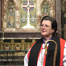 The Rt Rev Barbara Darling, 2008 Francis Reiss and June Orford