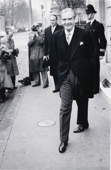 Anthony Eden, London, 1956 (printed 2000) by David Moore
