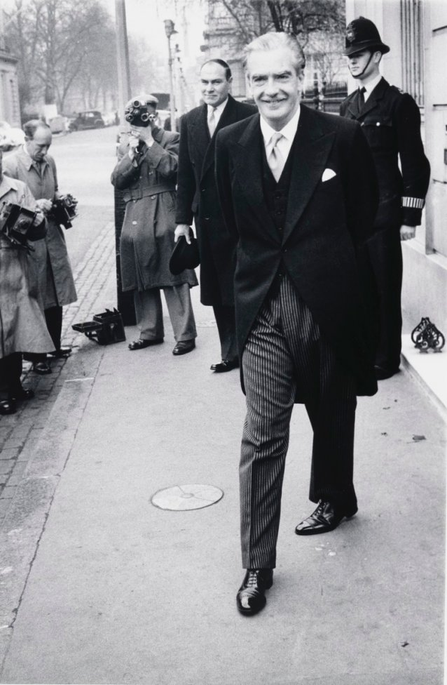 Anthony Eden, London