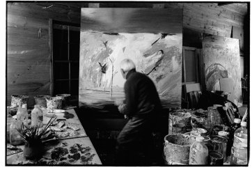 Arthur Boyd - Bundanon Studio II, 1993 by Greg Weight