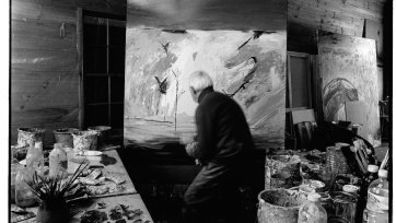 Arthur Boyd - Bundanon Studio II, 1993 Greg Weight