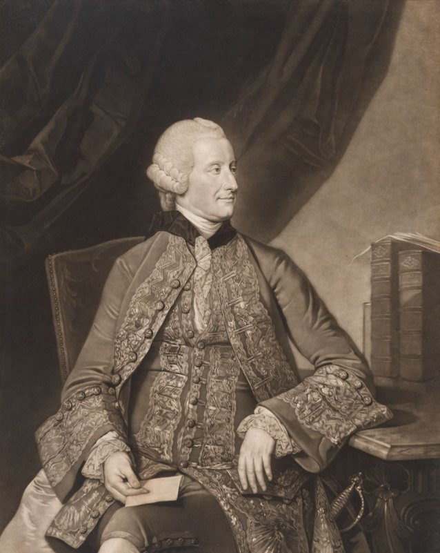 John Montagu, 4th Earl of Sandwich