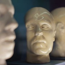 Phrenology video: 3 minutes 25 seconds