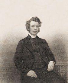 Reverend John Allen Manton, President of the Australasian Conference and Governor of Horton College, Tasmania, c. 1855 an unknown artist