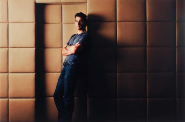 Eric Bana, 2006 (printed 2012) by Andrew Maccoll