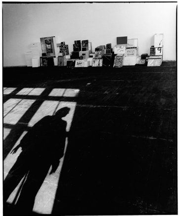 Imants Tillers, 1992 Greg Weight