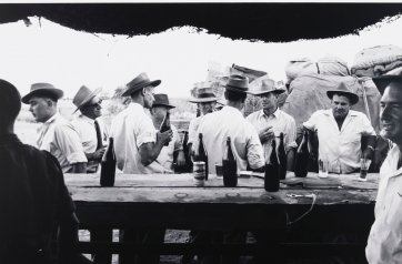 Bar, Betoota races, Queensland, 1961 (printed 2000) David Moore