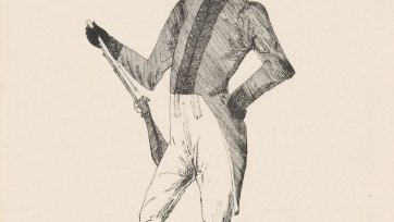 Piper, the native who accompanied Major Mitchell in his expedition to the interior of N.S.W., 1836 William Fernyhough