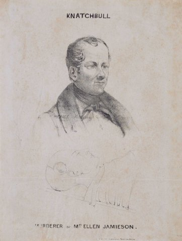 John Knatchbull, c. 1844 an unknown artist