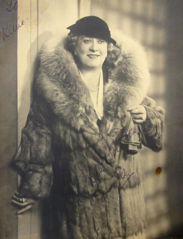 Florrie Forde, c.1930 by Unknown