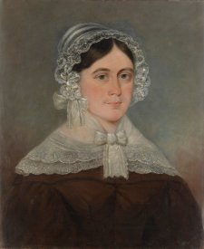 Sarah Tuckfield, c. 1854 an unknown artist