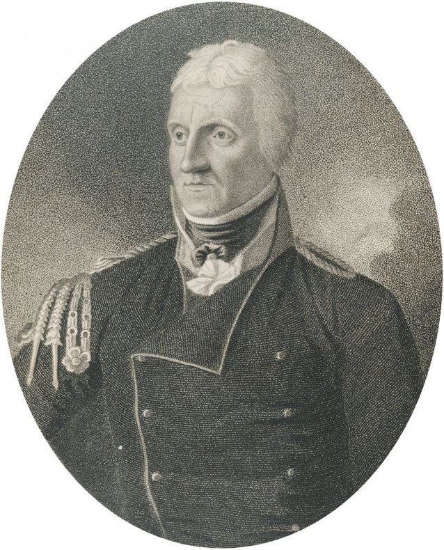 Major James Semple-Lisle