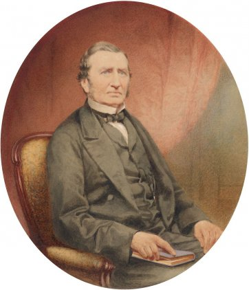 Charles Warman Roberts, 1878 by George Baird Shaw